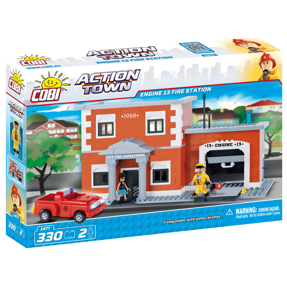 Engine Fire Station