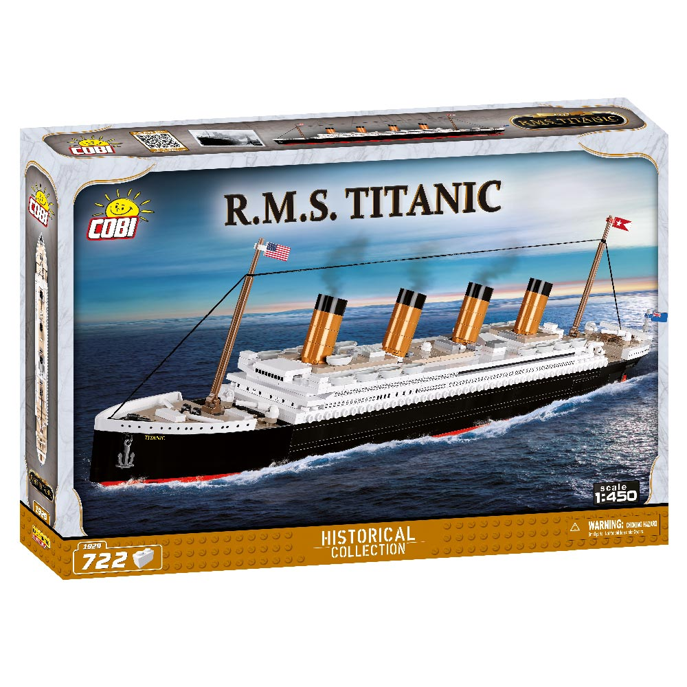 R.M.S Titanic 2021 Edition