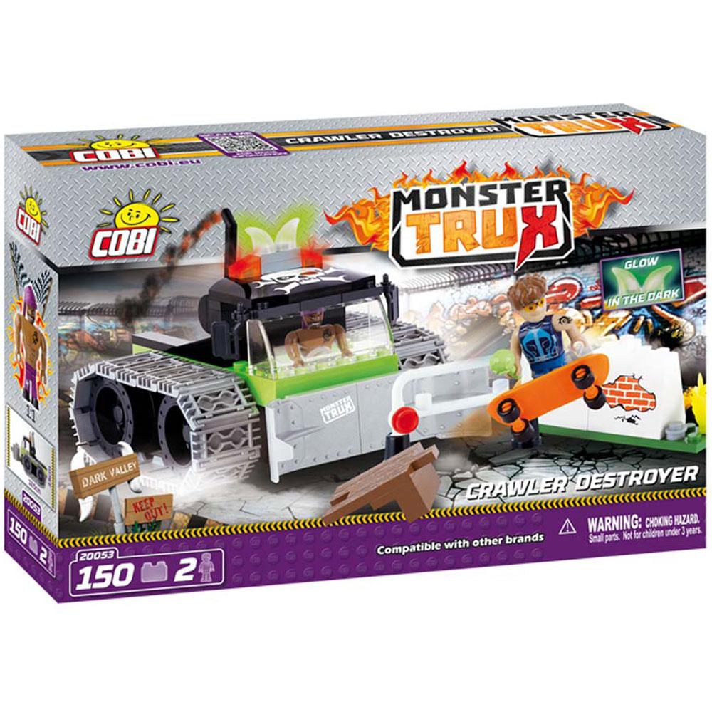 Crawler Destroyer