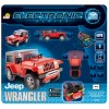 Jeep Wrangler Red RC