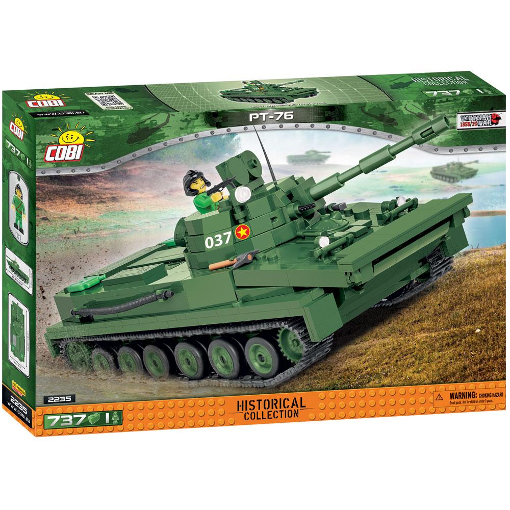Tanc PT-76