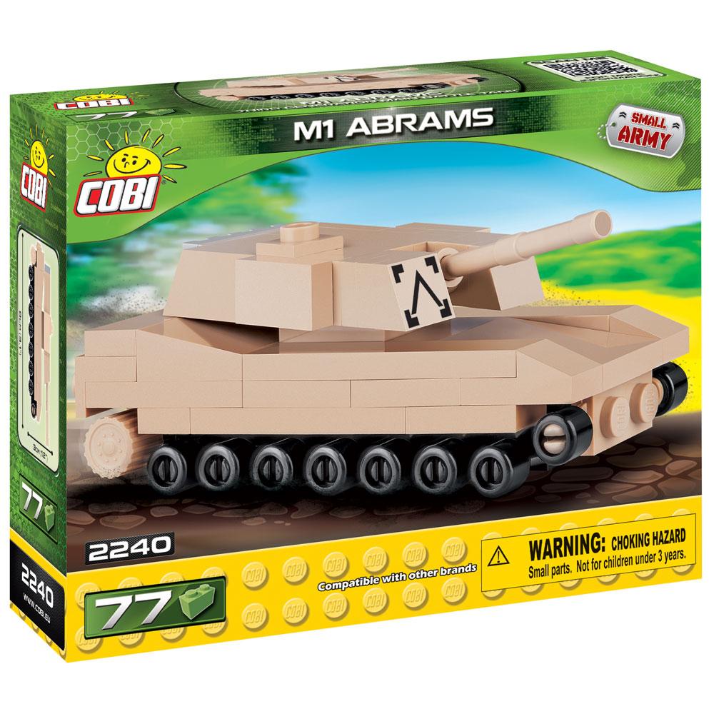 M1 Abrams Nano Tank