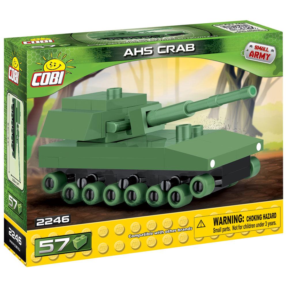 AHS KRAB Nano Tank