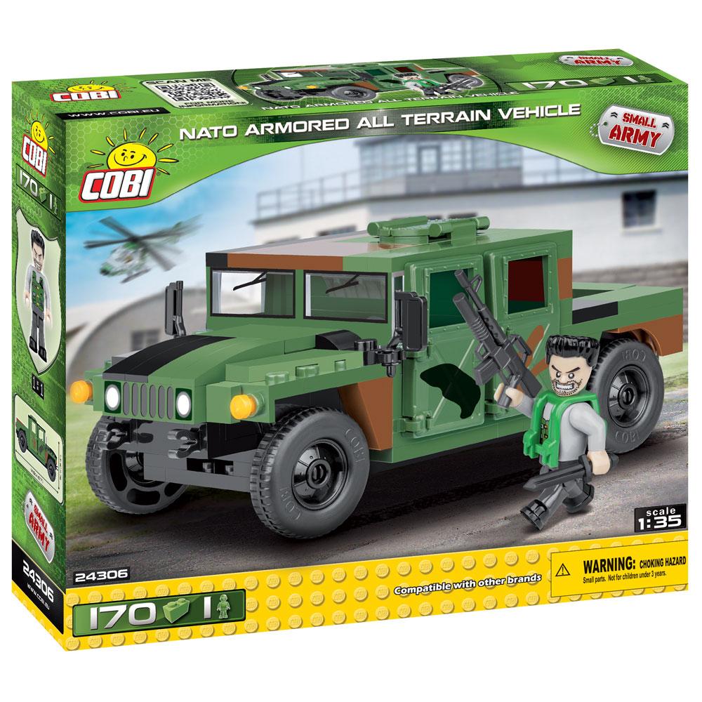 Nato Armored ATV