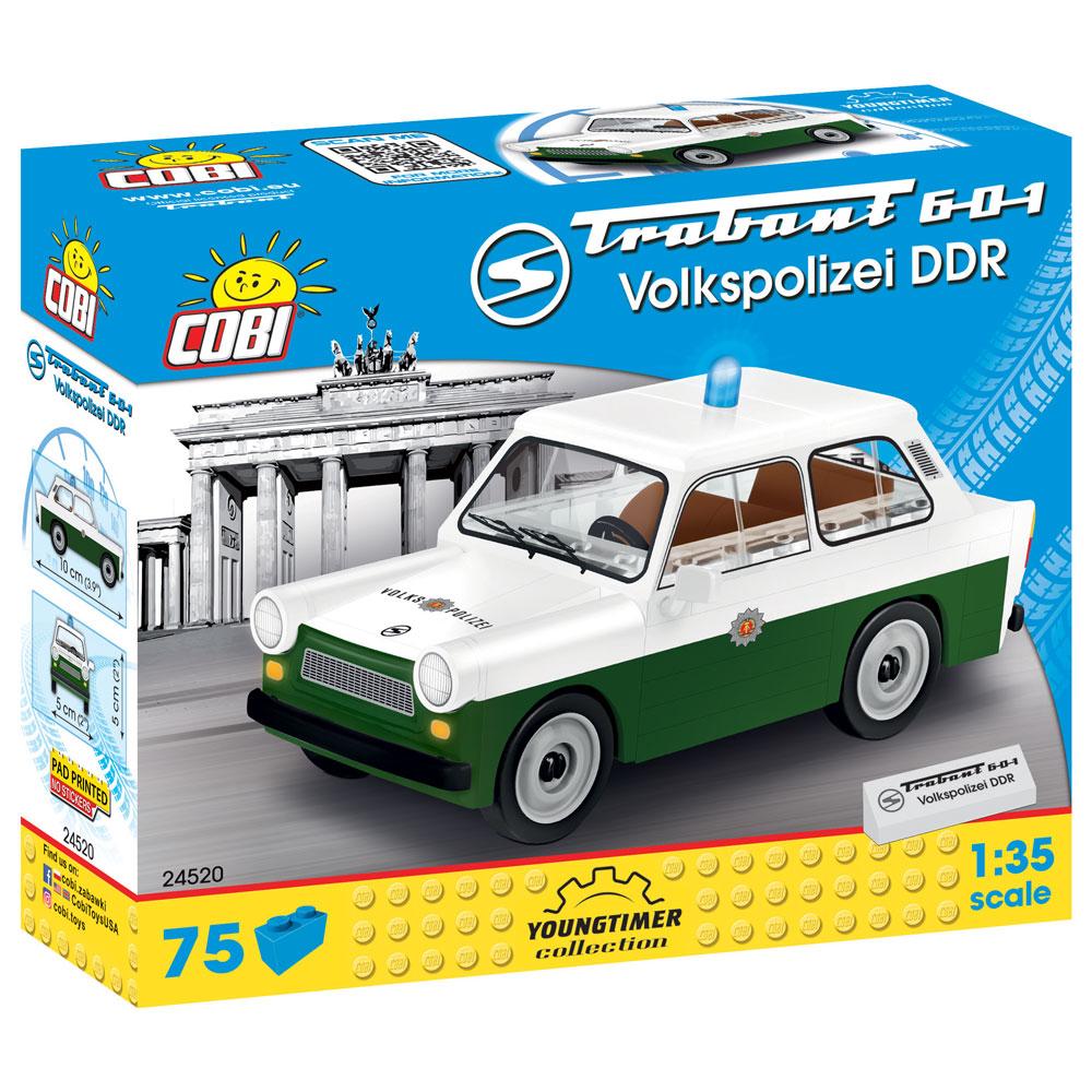 Trabant 601 Politie DDR