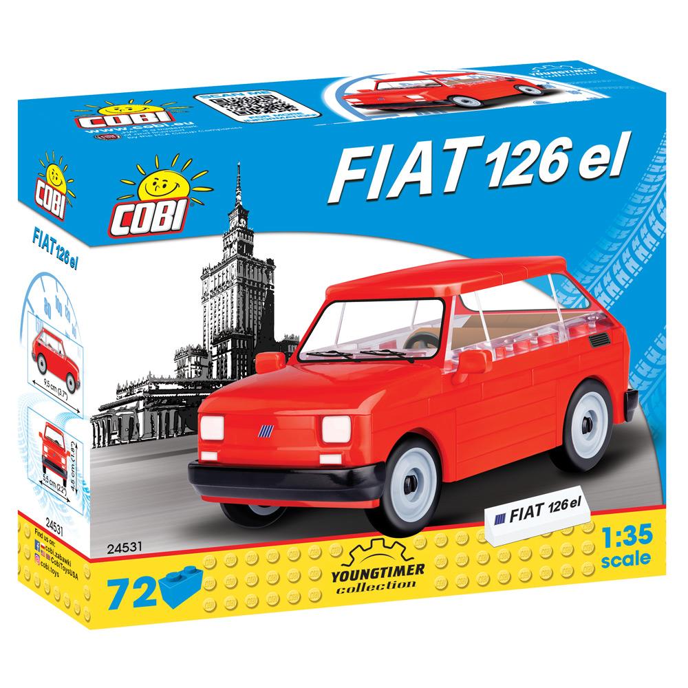 Maly Fiat 126P