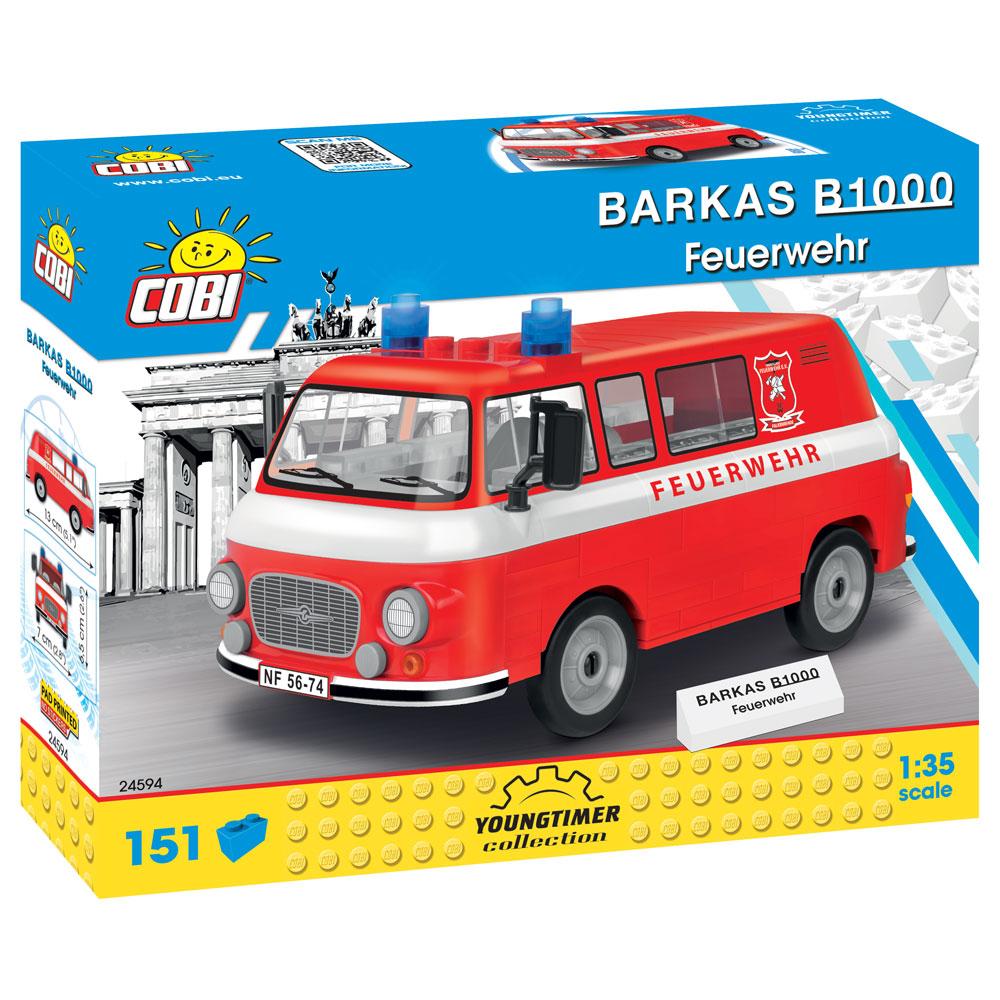 Barkas B 1000 Feuerwehr