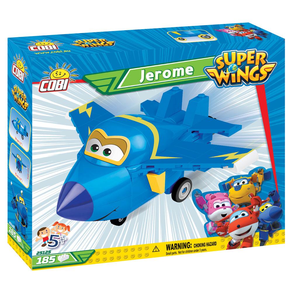 Super Wings Jerome (185PCS)