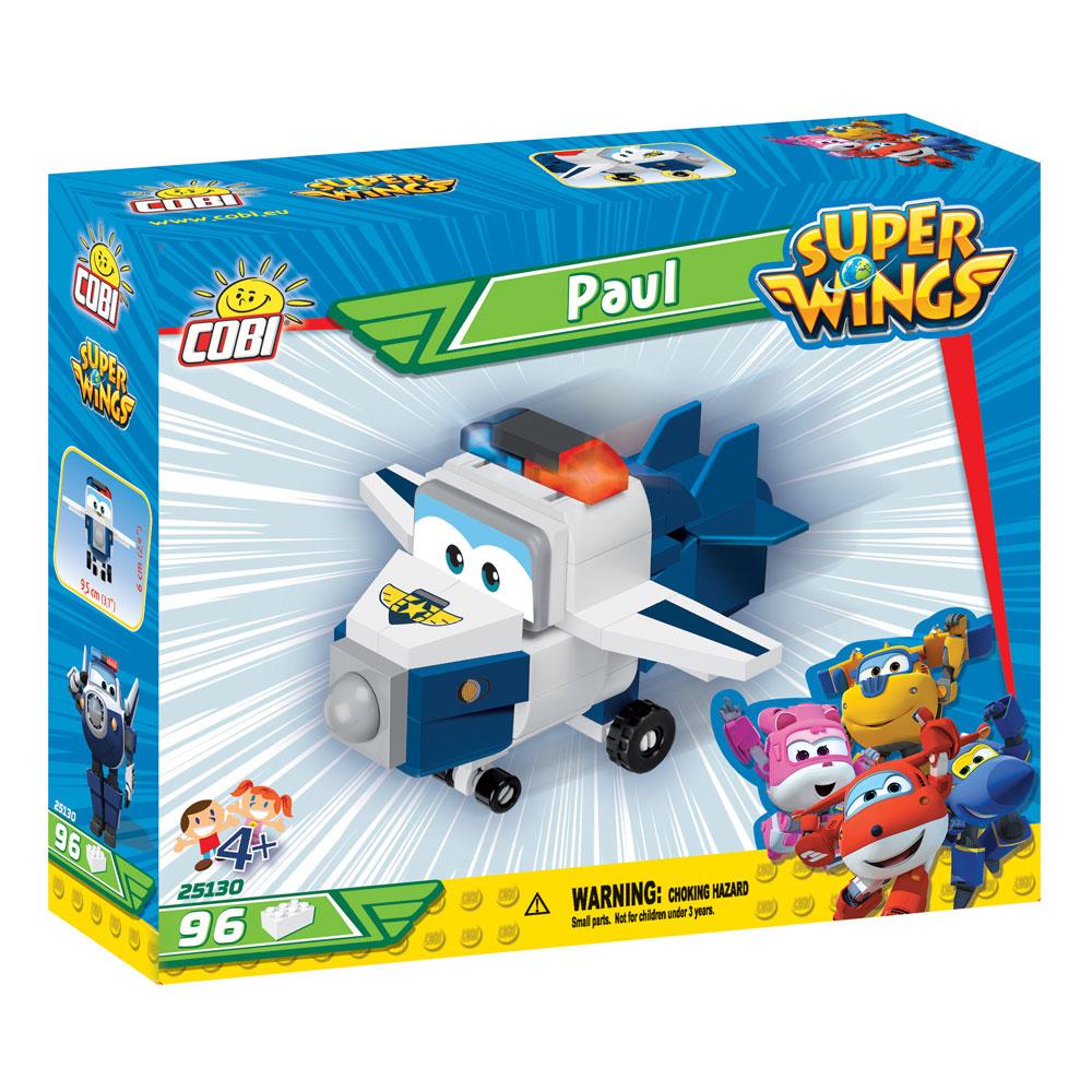 Super Wings Paul (97PCS)