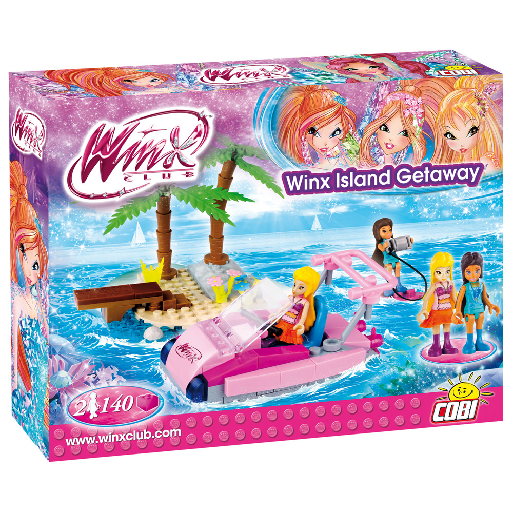 Winx Island Getaway