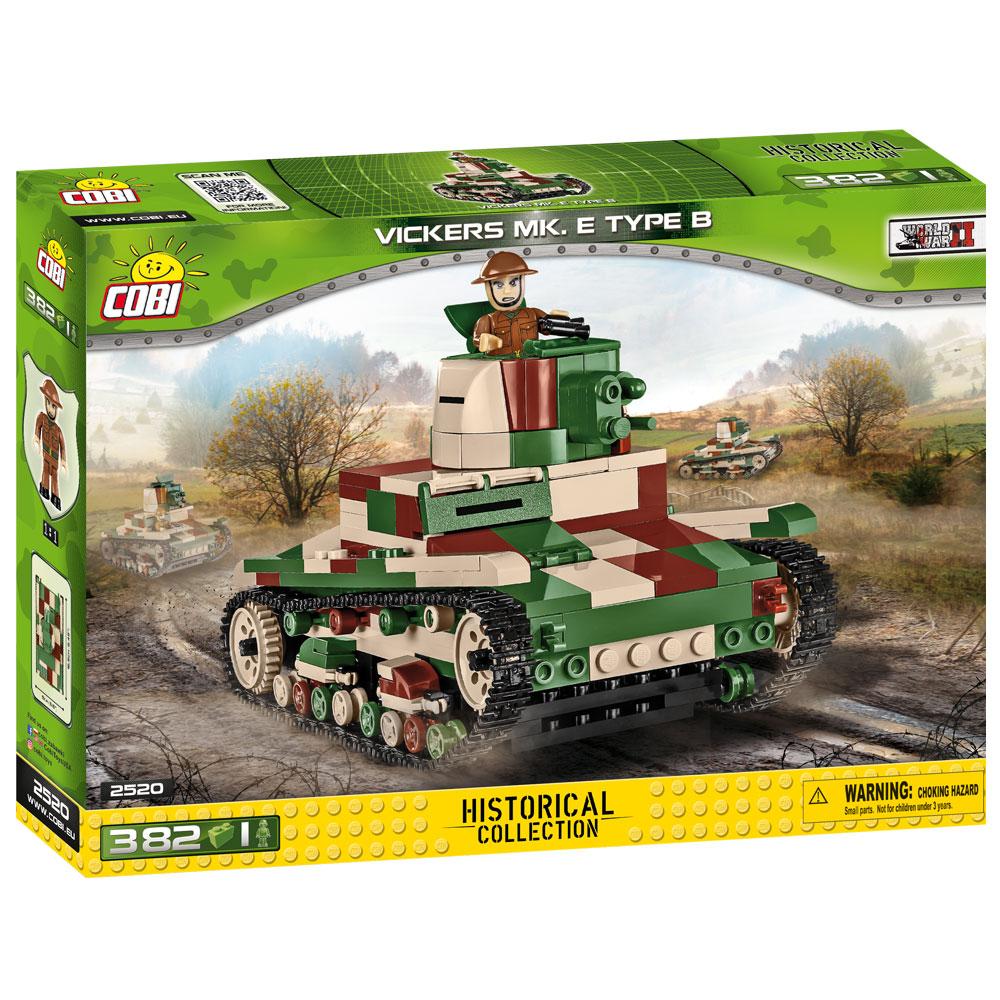 Tanc Vickers MK Type B