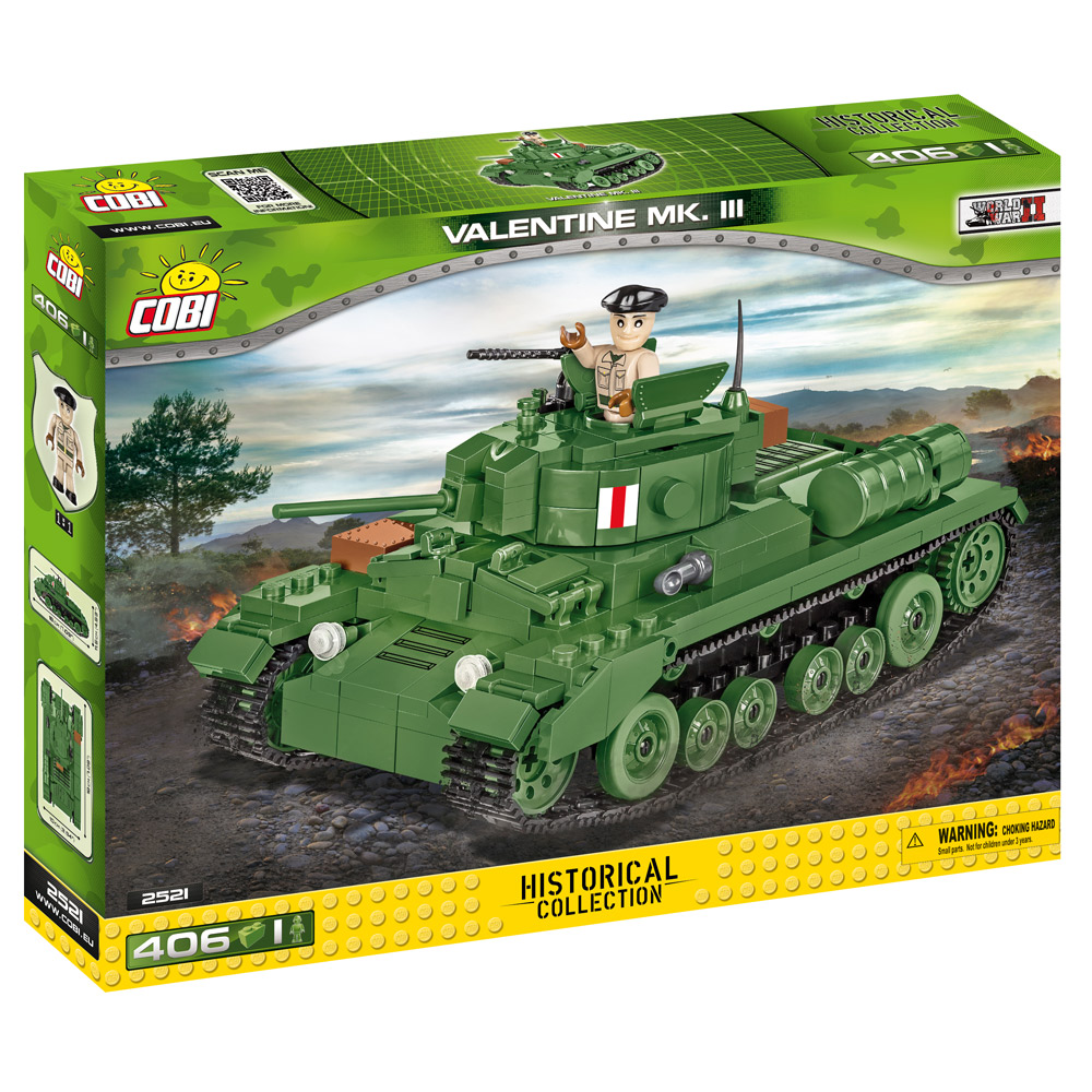 Tanc Infantry MK III