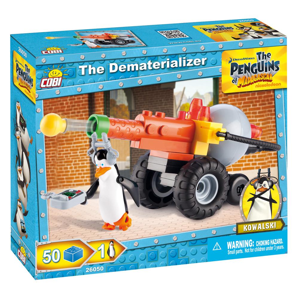 Dematerializer