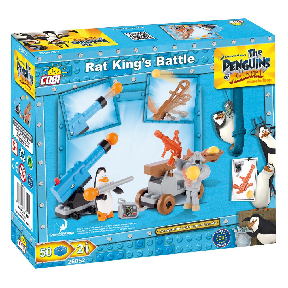 Rat Kings Battle