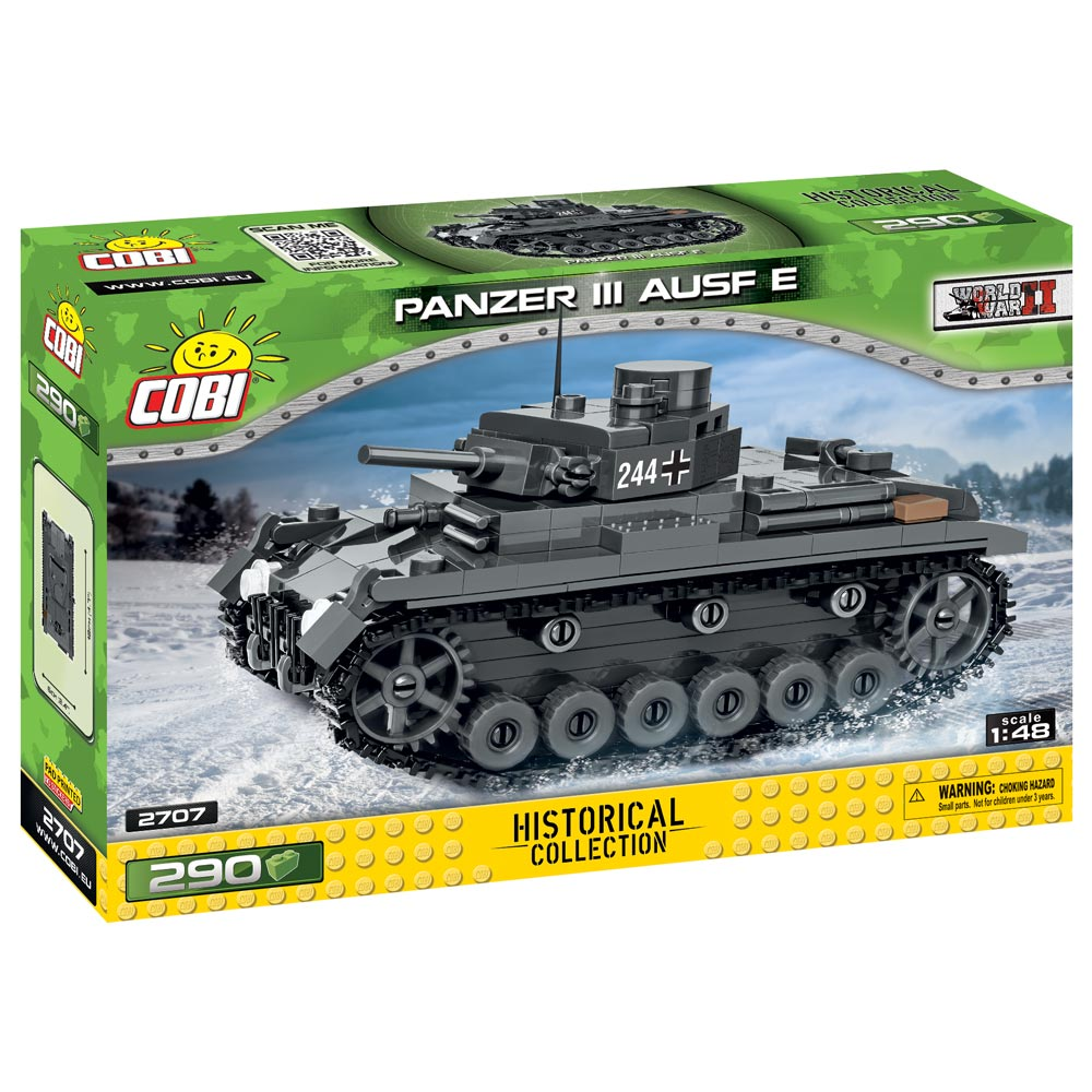 Tanc Panzer III Ausf. E M