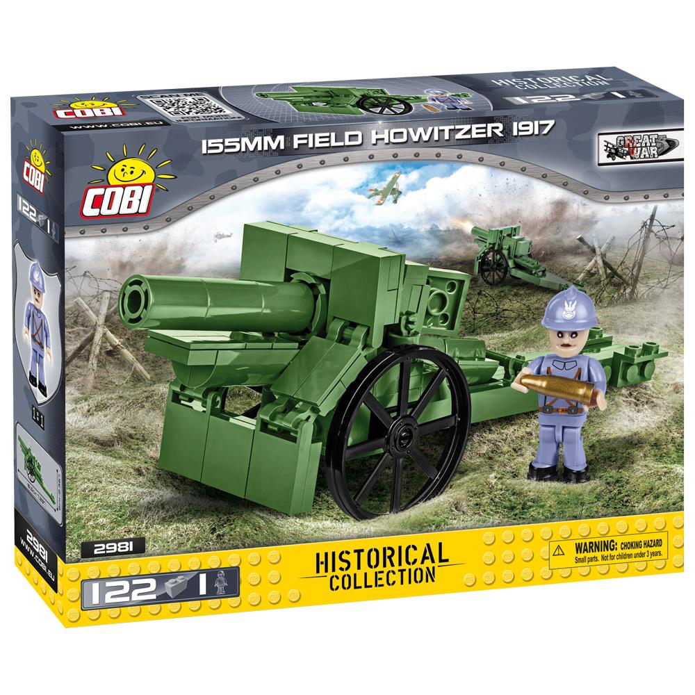 Tun Howitzer 155MM