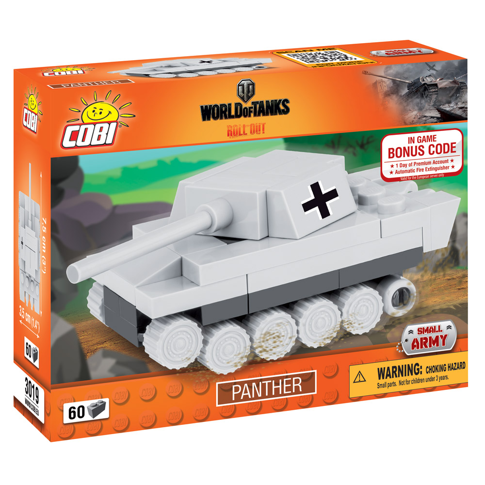 Panther Nano Tank
