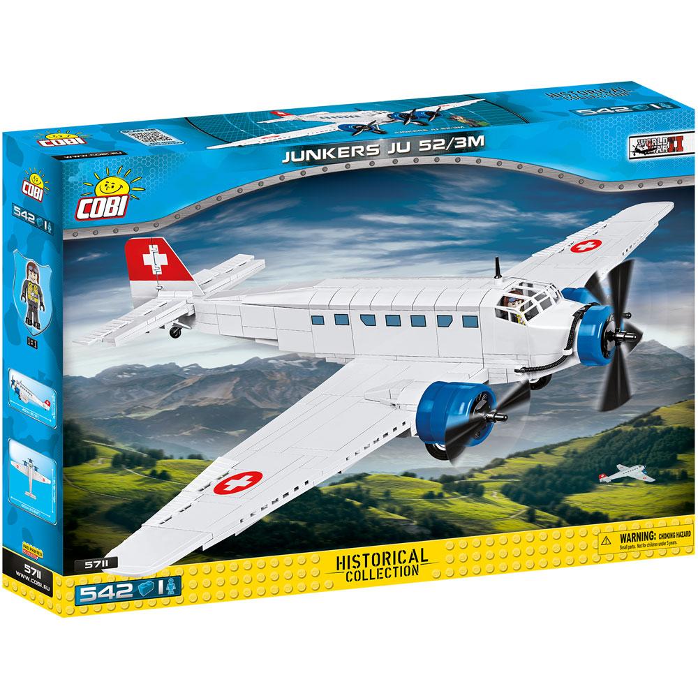 Junkers JU 52/3M Swiss