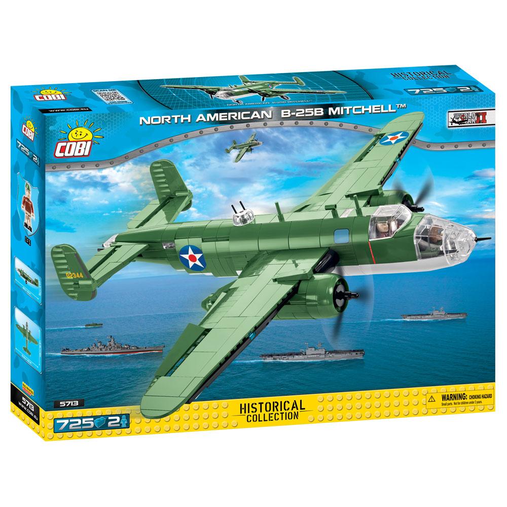 North American B-25B Mitchel