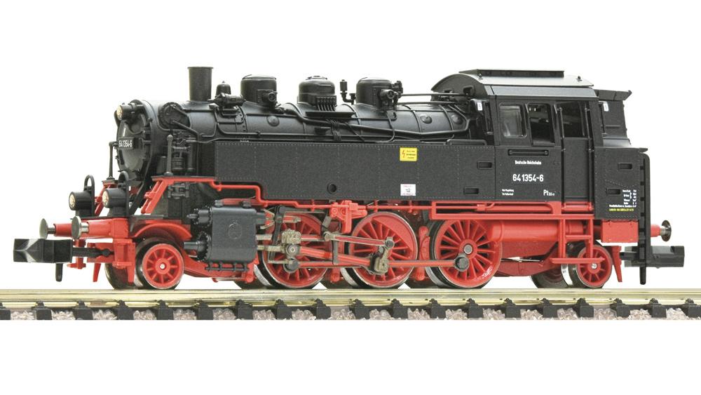 Locomotiva cu aburi, clasa 64, DR
