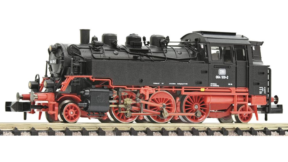 Locomotiva cu aburi, clasa 064, DB