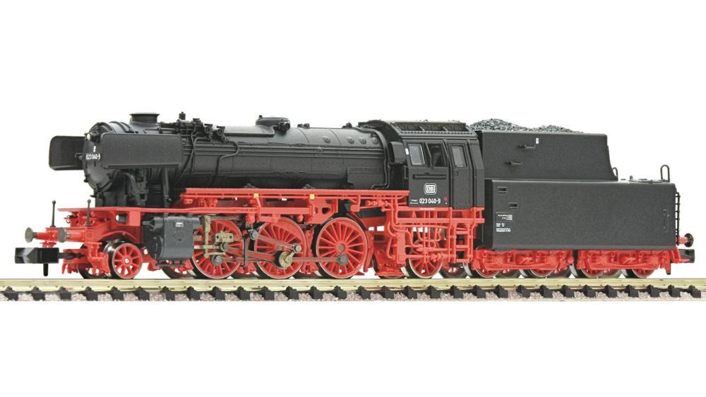 Locomotiva cu aburi, clasa 023, DB
