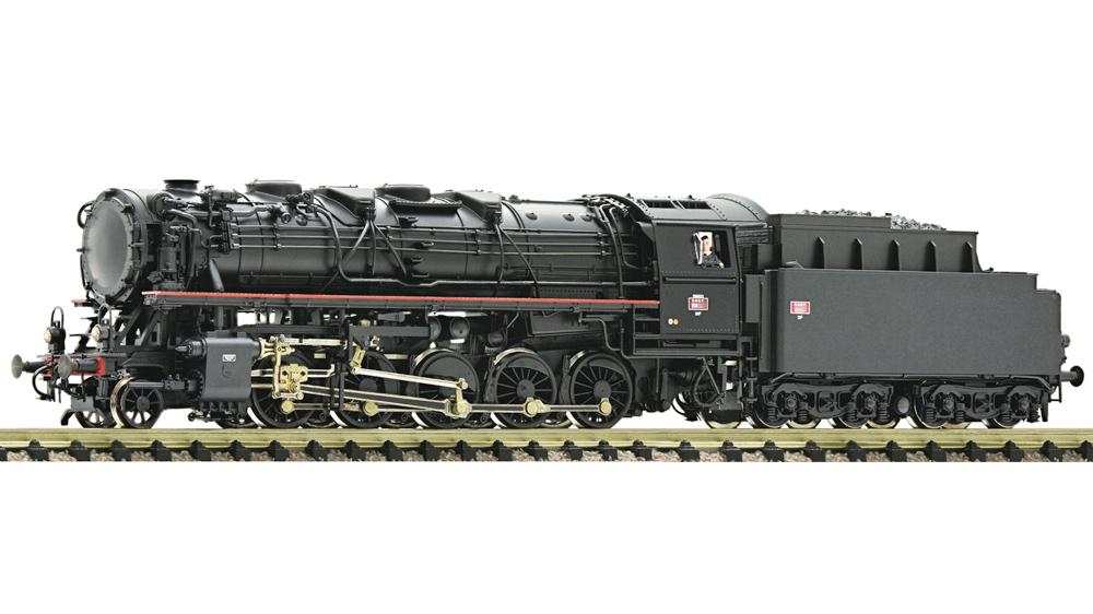 Locomotiva cu aburi 150 X, SNCF