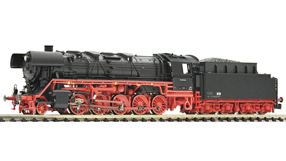 Locomotiva cu aburi, clasa 44, DR, cu sunet digital