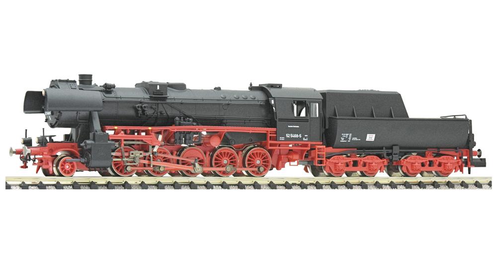 Locomotiva cu aburi, clasa 52 (GR), DR