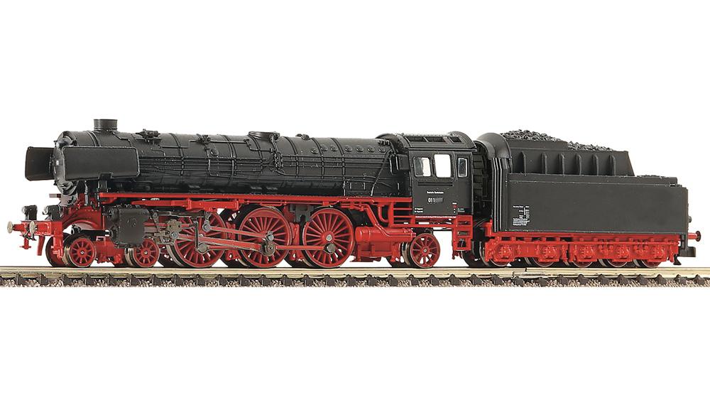 Locomotiva cu aburi, clasa 01.10, DB