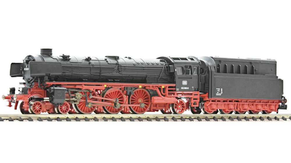 Locomotiva cu aburi, clasa 012, DB