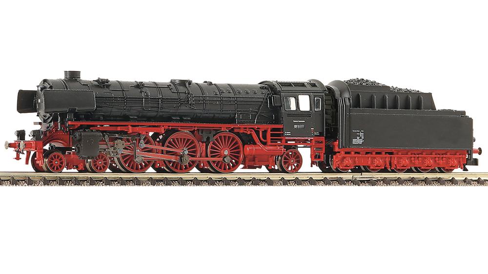 Locomotiva cu aburi, clasa 01.10, DB, cu lumina si sunet digitale