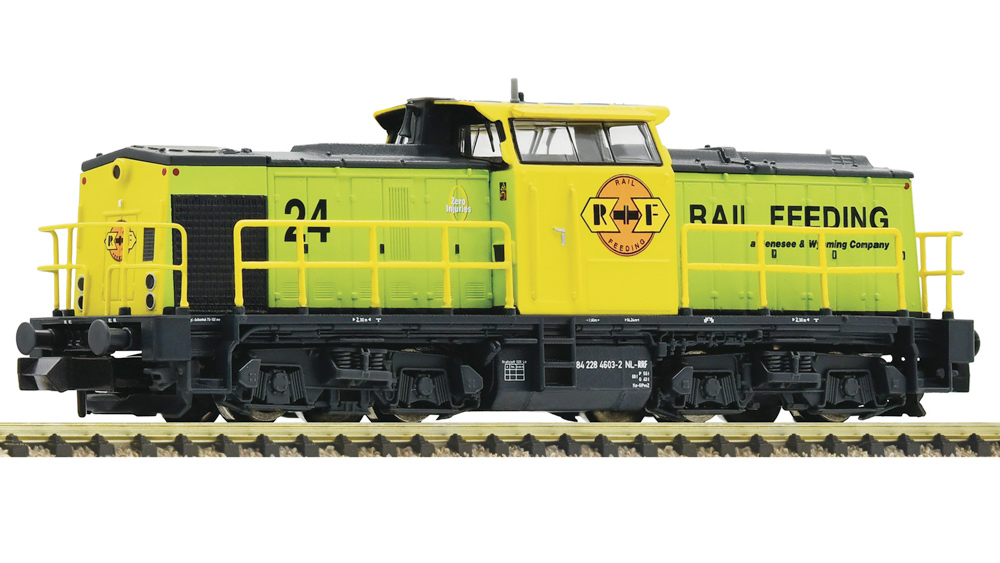 Locomotiva diesel 24, RRF