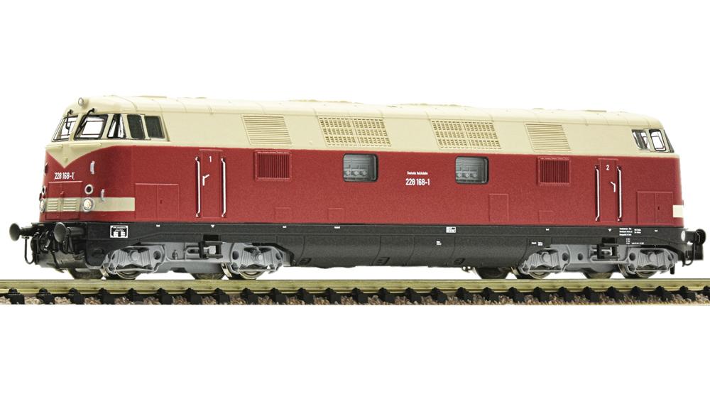 Locomotiva diesel clasa 228, DR