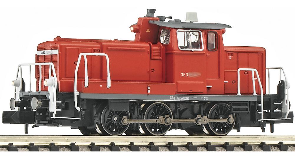 Locomotiva diesel, clasa 363, DB AG