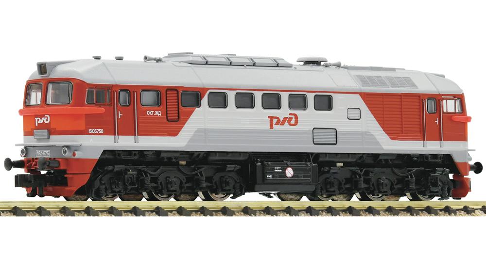 Locomotiva diesel, clasa M62, RZD