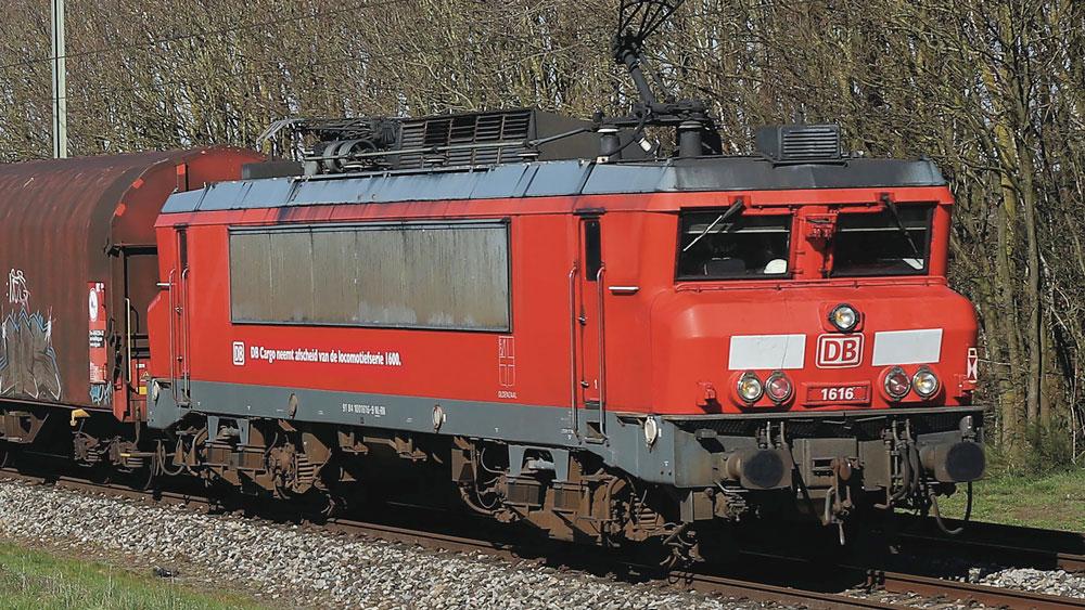 Locomotiva electrica 1616, DB AG