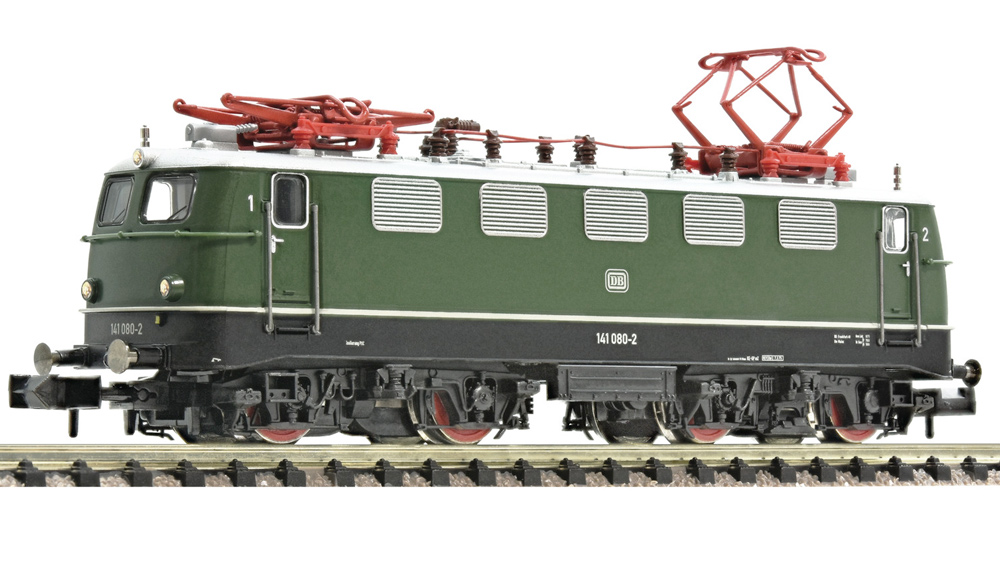 Locomotiva electrica clasa 141, DB, Sunet