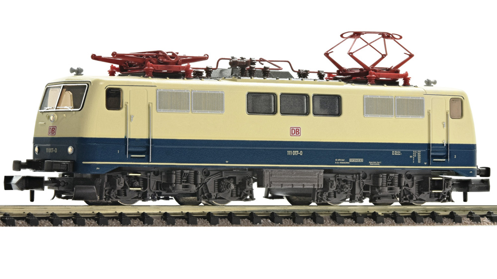 Locomotiva electrica clasa 111, DB AG