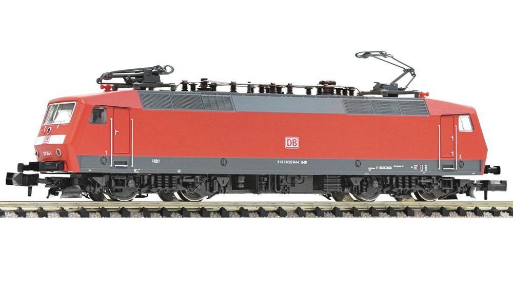 Locomotiva electrica BR 120.1, DB AG