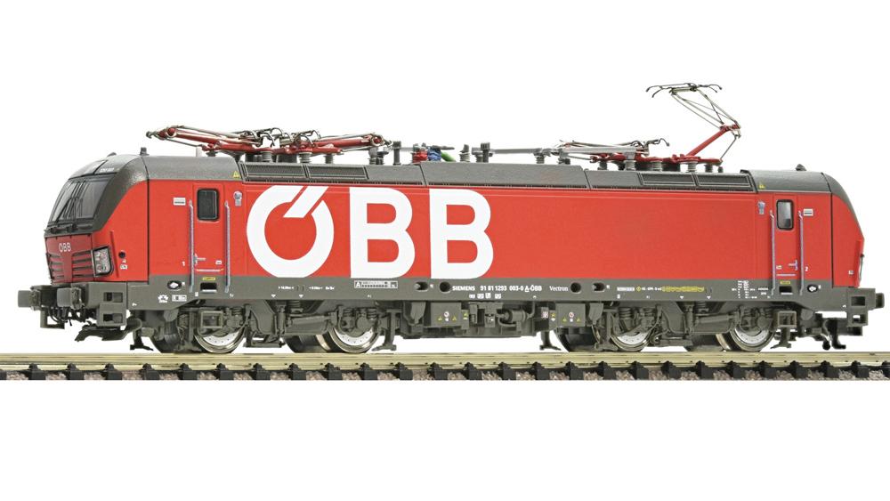 Locomotiva electrica clasa 1293, OBB, Sunet