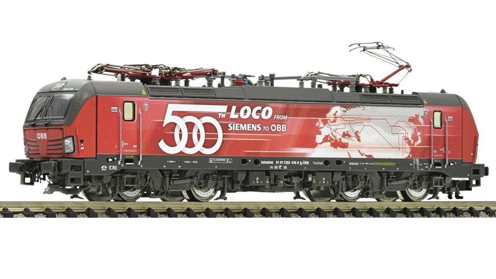 Locomotiva electrica 1293 018-8, OBB, Sunet