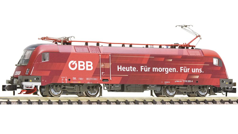Locomotiva electrica 1116 225-4, ÖBB, cu lumina si sunet digitale