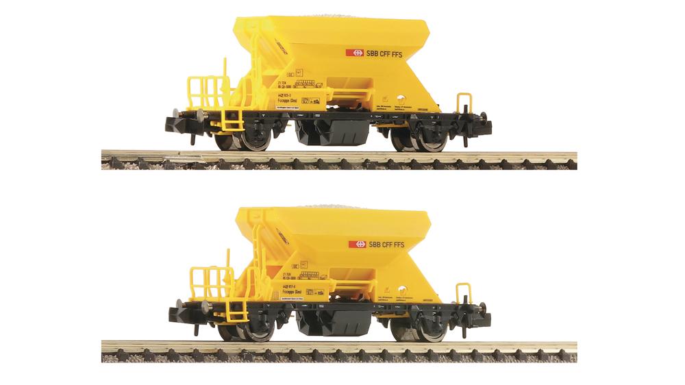 Vagoane de balast, DRG, Set 2 piese