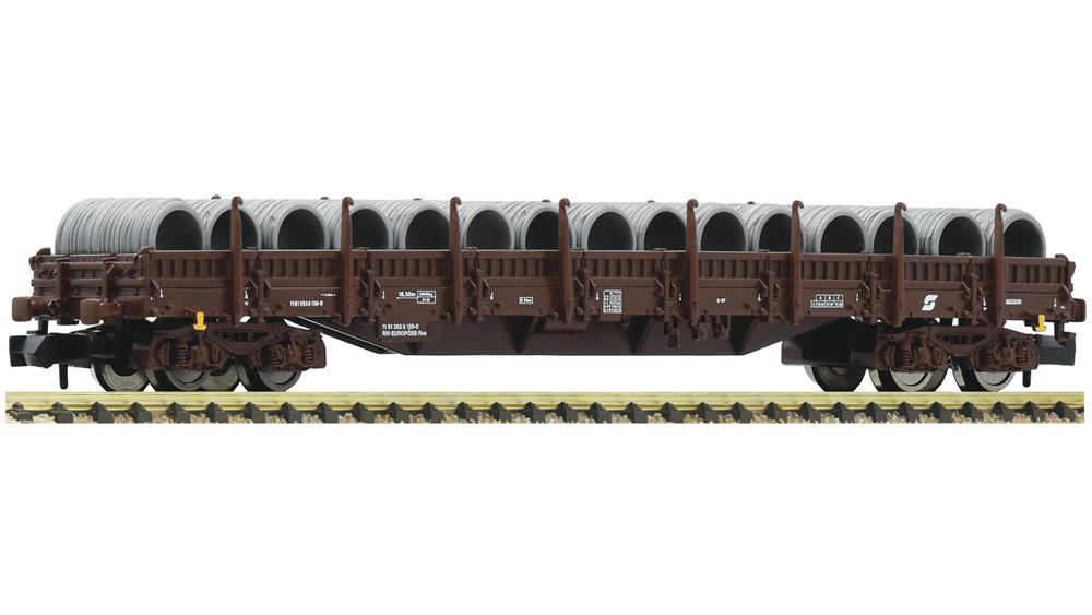 Vagon cu stalpi de sustinere, ÖBB