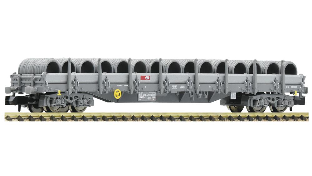 Vagon cu stalpi de sustinere, SBB