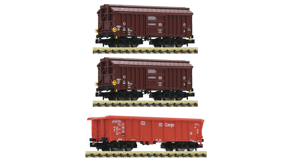 Vagoane transport lut, DB AG, Set 3 piese (Set 1)