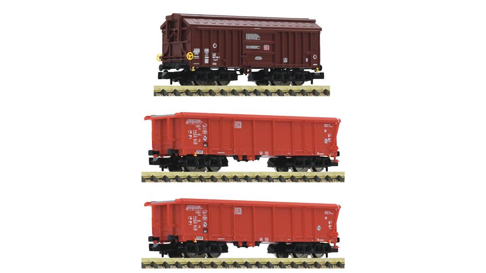 Vagoane transport lut, DB AG, Set 3 piese (Set 2)