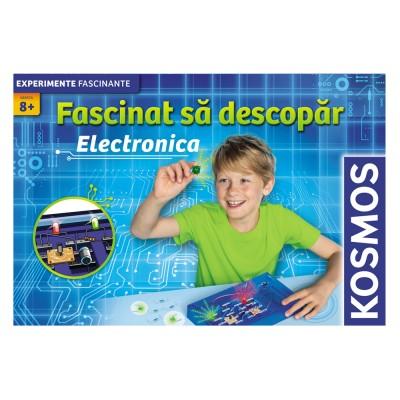 FASCINAT SA DESCOPAR ELECTRONICA, KOSMOS
