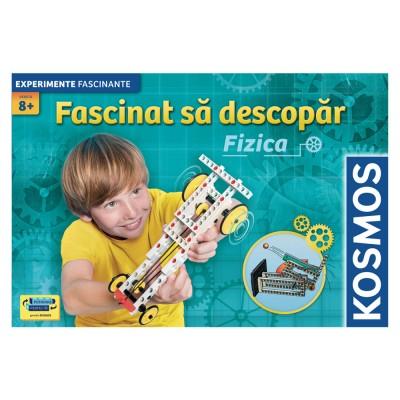 FASCINAT SA DESCOPAR FIZICA, KOSMOS